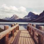 Brücke zum See